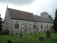 Picture of St Andrew, Westhall.