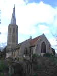 Picture of All Saints, Wickham Market.