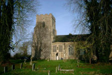Picture of St Andrew, Wickham Skeith.